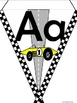 Race Car Pennants