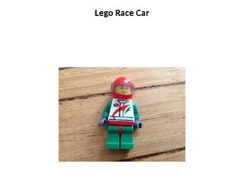 Race Car Powerpoint Book