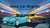 Race Car Reading Smart Board Game Early Primary Level 2
