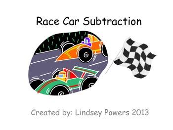 Race Car Subtraction