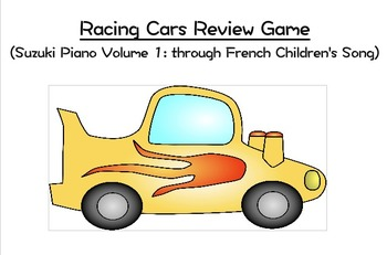 Race Car Suzuki Piano Review