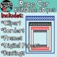 Race Car, Track & Racing Clipart BUNDLE