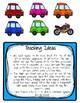 Race Car Word Builder