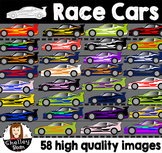 Race Cars Clipart - 58 HQ images for Personal & Commercial Use