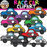 Race Cars Clipart {Cars Clipart}