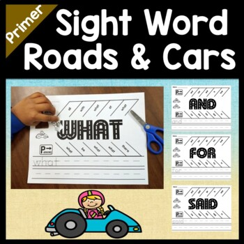 Sight Word Centers and Sight Word Stations {52 Sight Words!}