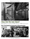 Race & Racism in America - How did We Get Here? (True/False Worksheet)