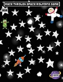 Race Through Space Rounding to the Nearest Hundred Game