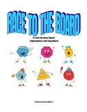 Race To The Board / Equations and Expressions