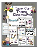 Race Track Classroom Start-Up Pack