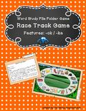 Race Track Game (-ck/-ke)