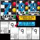 Race Track Number Line | Counting Mats