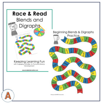 Race and Read Blends