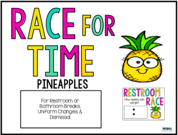 Race for Time Pineapples