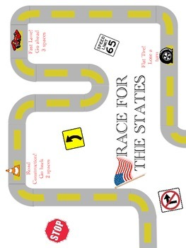 Race for the States: An Interactive Way to Learn State Capitals