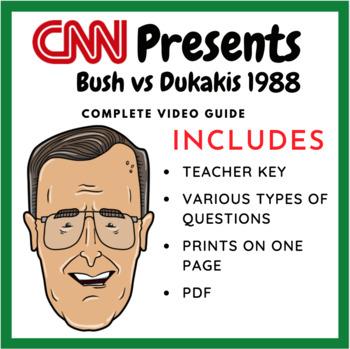 Race for the White House: Bush vs. Dukakis 1988 - Complete Video Guide