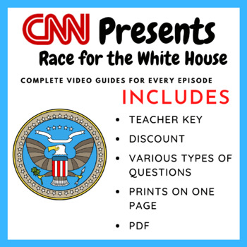 Race for the White House: Complete Viewing Guides for Each Episode (Bundle)
