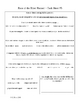 Race of the River Runner Activity Sheets ~ Reader's Library