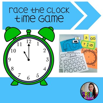 Race the Clock Time Game