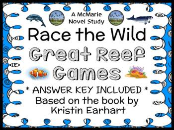 Race the Wild: Great Reef Games (Earhart) Novel Study / Co