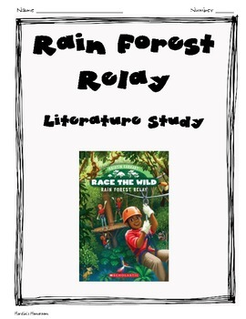Race the Wild:Rain Forest Relay