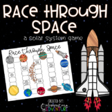 Race through Space: A Solar System Game
