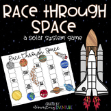Race through Space: A Solar System Game | #STEMstravaganza1