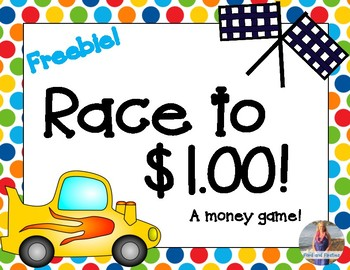 Race to $1.00 Money Game!