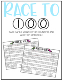 Race to 100 Game