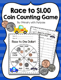 Counting Coins Game: Race to a Dollar!