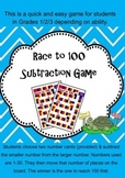 Race to 100 Subtraction Game
