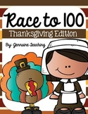 Race to 100 {Thanksgiving Edition}