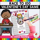Valentine's Day Math Center FREE