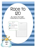 Race to 120 1.NBT.1