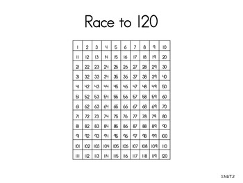 Race to 120 Regroup
