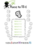 Race to 15 cents