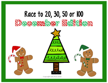 Race to 20, 30, 50, or 100 December Edition