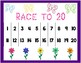 Race to 20, 30, 50, or 100 Spring Edition