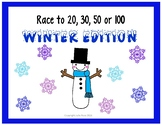 Race to 20, 30, 50 or 100 Winter Edition