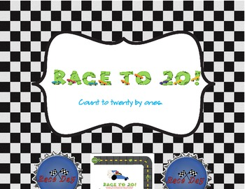 Race to 20: A Counting Game