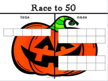Race to 50 - Fall Edition
