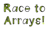 Race to Arrays! Multiplication Game
