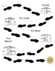Race to Bethlehem: Place Value Game