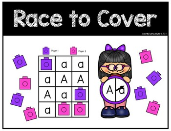 Race to Cover