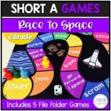 Short A CVC Games