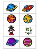 Updated! Race to Space! soft c phonics board game (space themed)