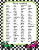 Race to Success with Fry's Sight Words Posters