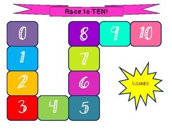 Race to TEN!