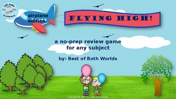 Race to The Finish Review Game– Helicopter Edition