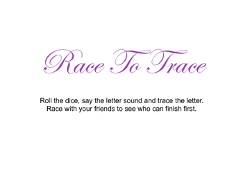 Race to Trace